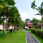 cottages jogging track